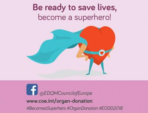 Evropski dan donacije i transplantacije organa