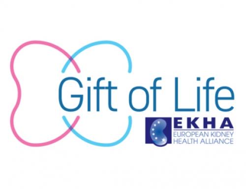 """Kampanja """"Gift Of Life"""""""