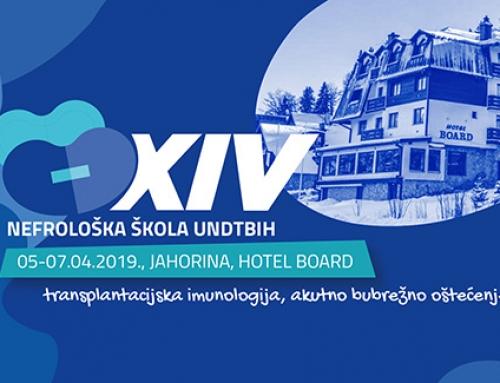 Uspješno održana XIV Nefrološka škola UNDTBiH
