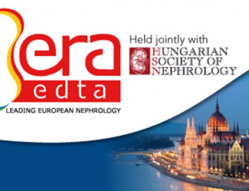 56th ERA-EDTA Congress - June 13-16, 2019 - Budapest, Hungary