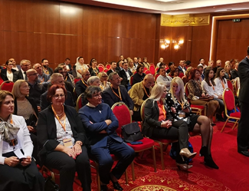 Prezentacije sa V nefrološkog kongresa BiH sa međunarodnim učešćem održanom u Tuzli