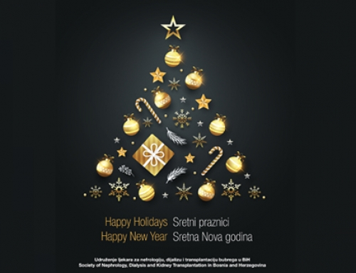 Sretna Nova godina!