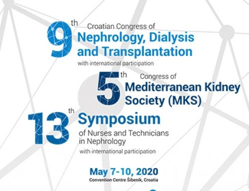 Obavještenje o Mediteranskom kongresu nefrologa (MKS)