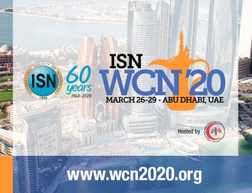2020 Svjetski kongres nefrologije (WCN)
