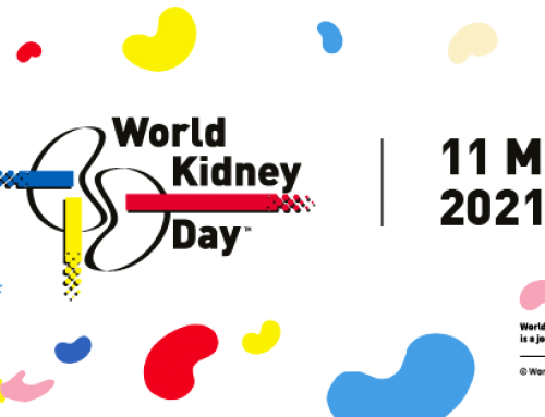 Share a short video message for World Kidney Day 2021