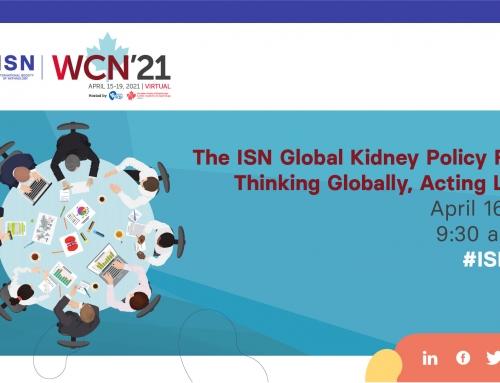 ISN Globalni forum za bubrežnu politiku